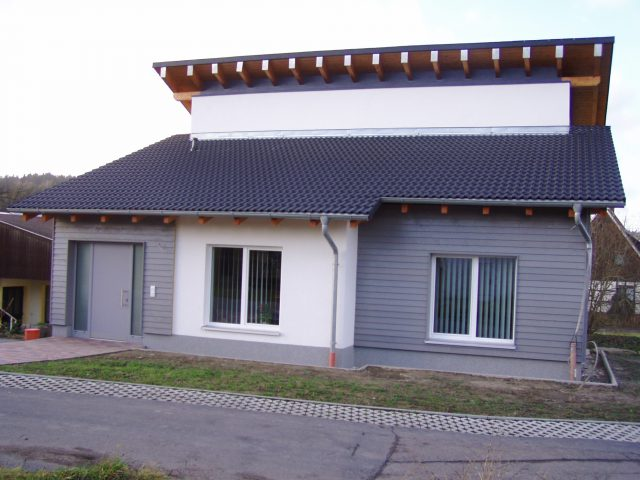 Buerogebaeude der FSP-Automations GmbH